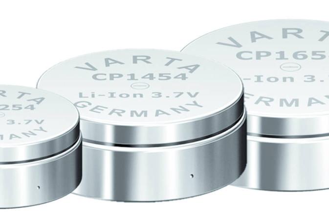 Alimentare dispositivi miniaturizzati con celle al litio ricaricabili