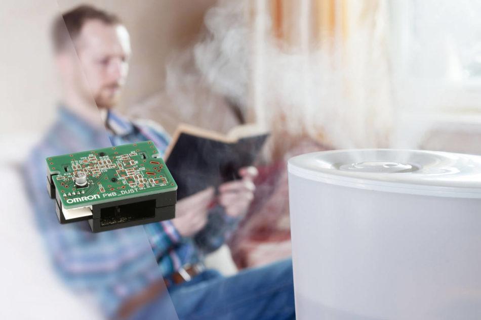 Omron-Dust-sensor