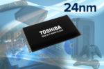 Flash SLC da 24 nm a 16Gb