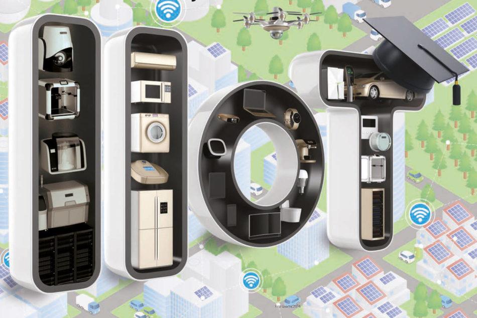 Gateway per la fabbrica smart