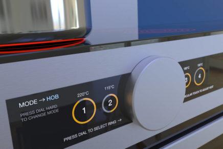 Interfacce sempre più smart negli elettrodomestici