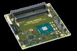 Moduli Com Express con processori Skylake