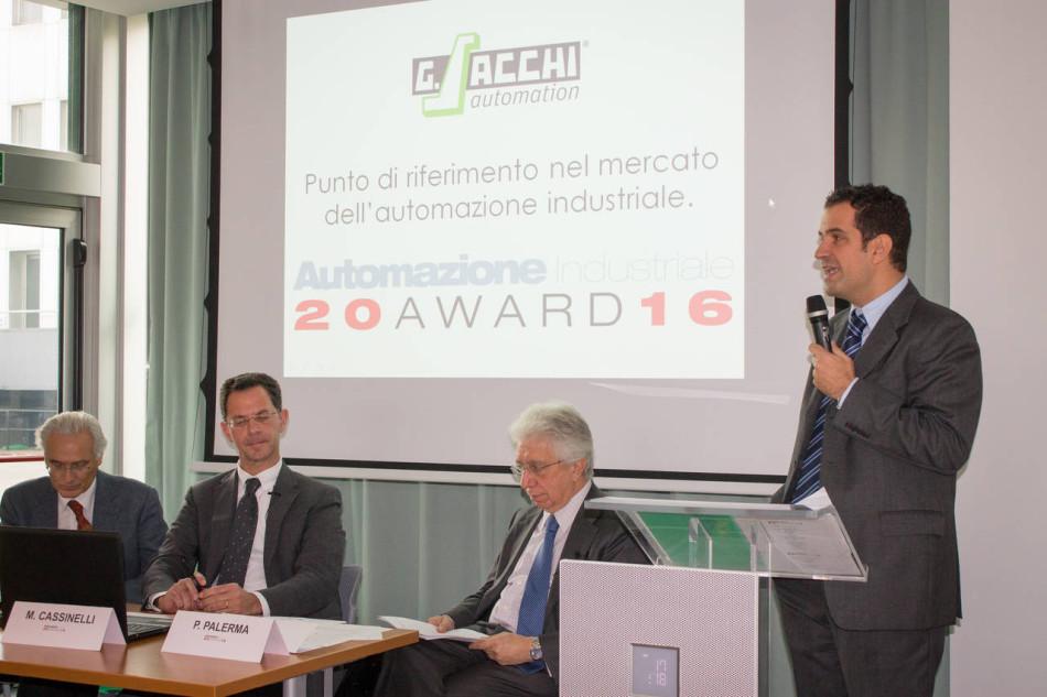 Al via la sesta edizione dell'Automazione Industriale Award