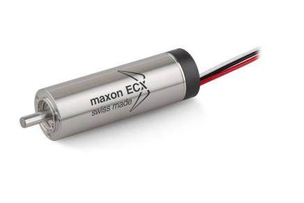Famiglia Ecx maxon motor: nuove configurazioni in arrivo