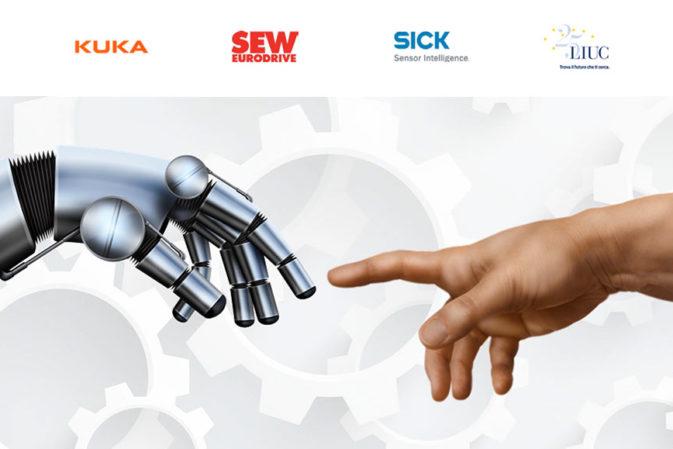 Intralogistica 4.0, il 22 settembre vi aspettano Sew-Eurodrive, Kuka, Sick e Liuc