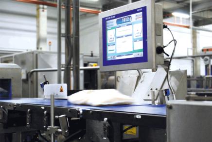 Sistemi MT di controllo peso in rete per una produzione efficiente e intelligente