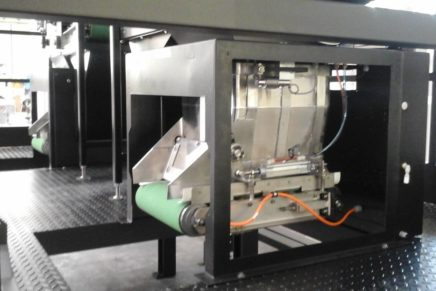 Food processing, Italmeccanica si affida ai mototamburi Interroll