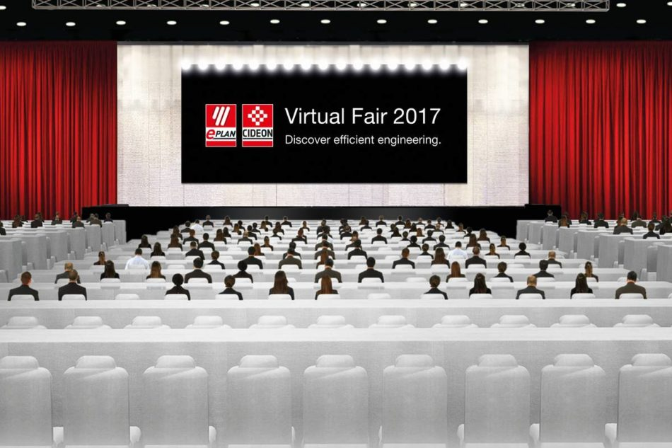 Eplan virtual engineering Fair, come una fiera reale