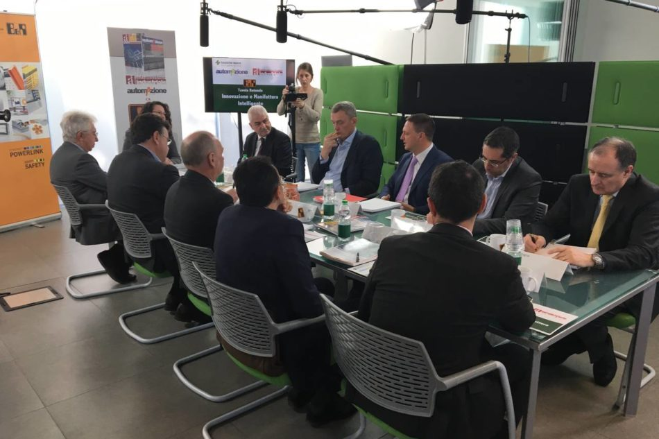 Giornata dell'innovazione e della manifattura intelligente, 8 marzo con B&R a Milano