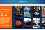 Sky Online in regalo per 12 mesi con Fibra Vodafone