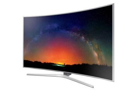 Samsung, potere e coinvolgimento del televisore UHD