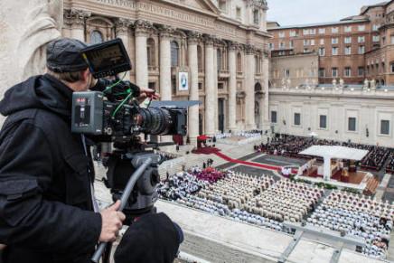 Eutelsat in Vaticano al fianco di HD Forum Italia