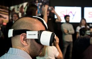 Sky - Realtà virtuale
