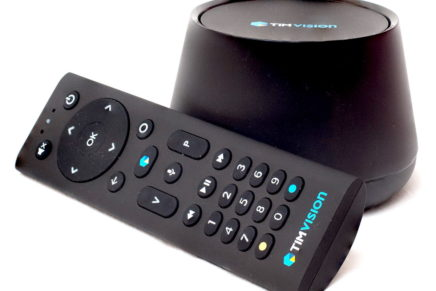 Nuovo decoder TIMvision con Android TV