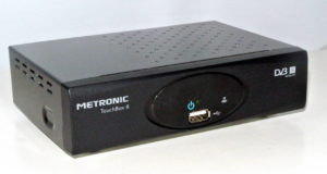 Ricevitore SAT Metronic Touch Box 8