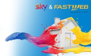 Sky e Fastweb
