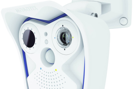 Mobotix M15D Dual Thermal