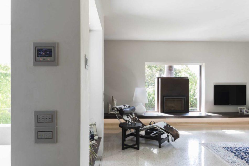 Energia elettrica, comfort e sicurezza gestibili da remoto