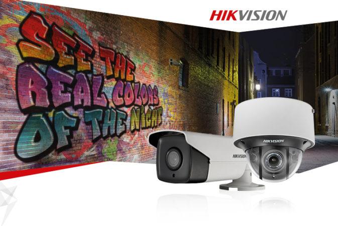 DarkFighter Lite di Hikvision: vedere a colori anche di notte