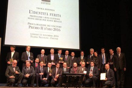 I migliori installatori sul palco del teatro Niccolini di Firenze