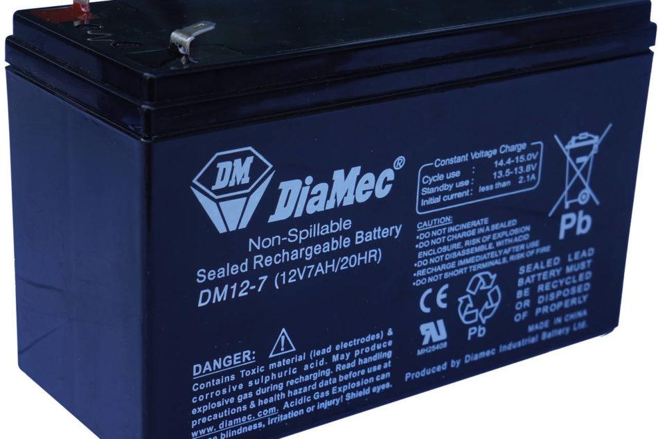 Batterie ermetiche AGM e GEL