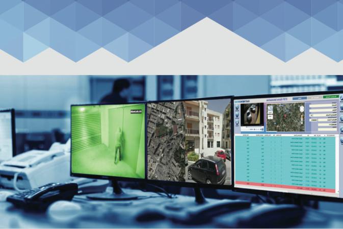 Sistema di centralizzazione con video verifica