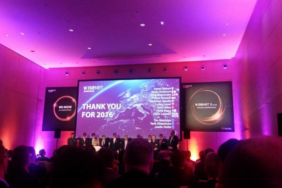 European WiseNet Conference 2017: Hanwha Techwin Europe fa il punto