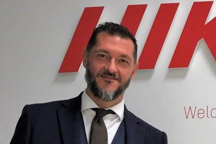 Hikvision, nuovo BDM per Centro Sud Italia
