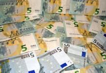 Euro soldi credito