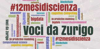 Voci da Zurigo #12mesidiscienza