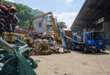 sistri discarica rifiuti