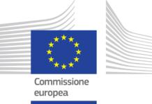 Commissione europea logo
