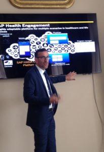 Martin Kopp, Healthcare Providers SAP