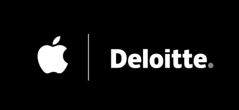Apple con Deloitte per il mondo corporate