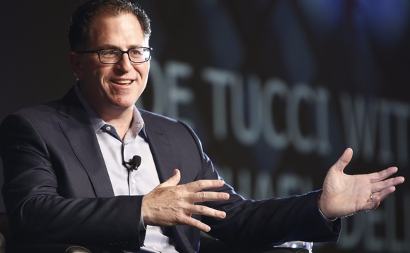 michael dell canalys