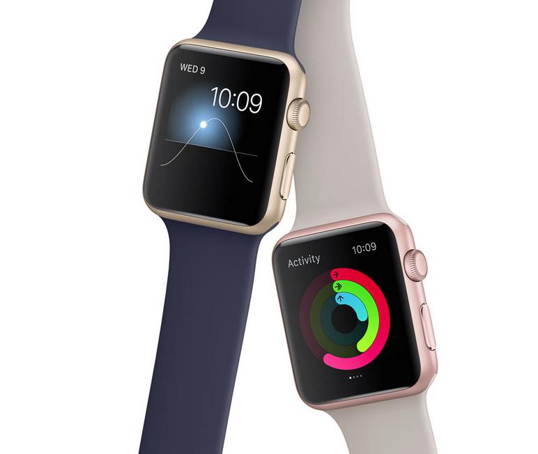 Apple watch sport fine 2015