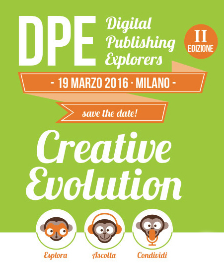 Digital Publishing Explorers 2.0 locandina