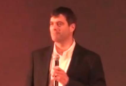 NAB 2015 – Conferenza David Ross di Ross Video