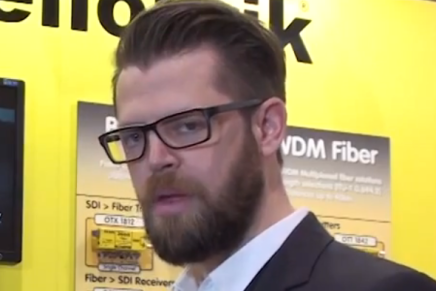 NAB 2015 – Intervista a James Marchant di Lynx