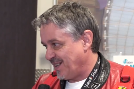 NAB 2015 – Intervista a Pino Massignan di Radio Italia