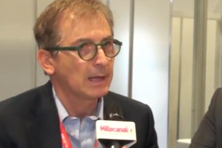 NAB 2015 – Intervista a Leonardo Busi di Elenos con Eugenio Fumi