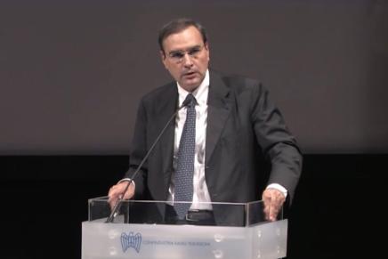 Conferenza di Rodolfo De Laurentiis