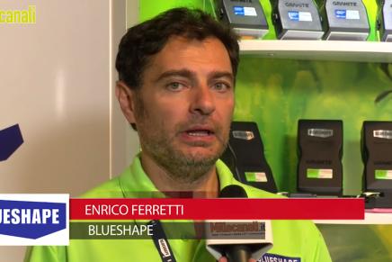 IBC 2015: Enrico Ferretti, Blueshape