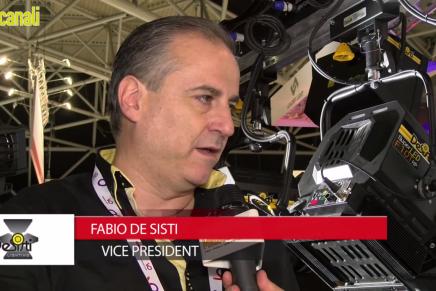 IBC 2015, Fabio De Sisti, Vice President De Sisti