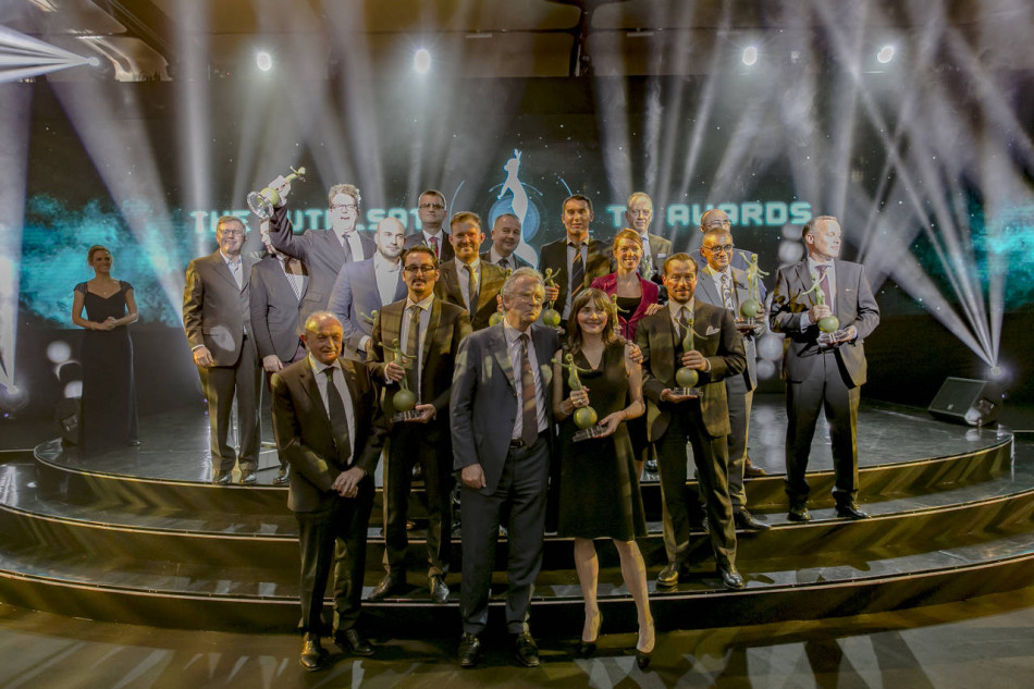 Eutelsat Tv Awards 2016, annunciati i finalisti