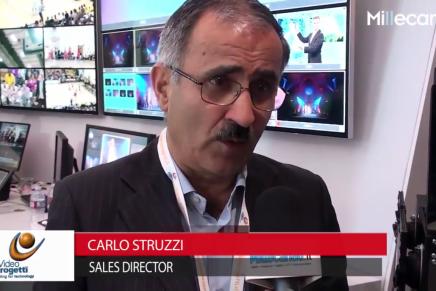 Nab 2016, Carlo Struzzi, Sales Director, Video Progetti