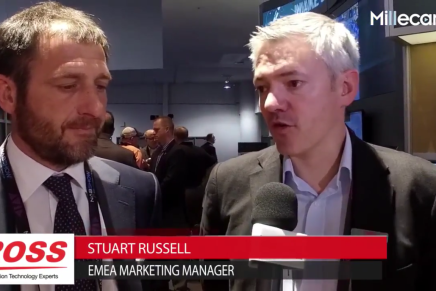 Nab 2016, Stuart Russell, Emea Marketing Manager, Ross