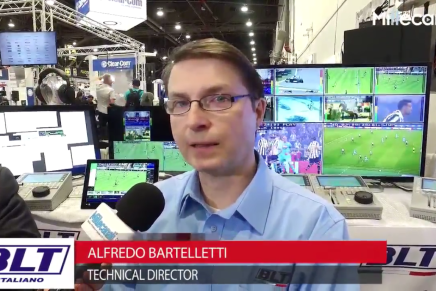 Nab 2016, Alfredo Bartelletti, Technical Director, BLT