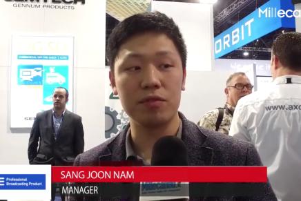 Nab 2016, Sang Joon Nam, Manager, K2E