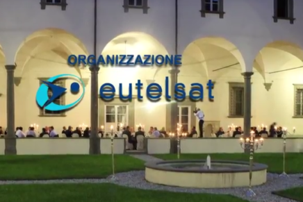 La serata Eutelsat al Forum Europeo Digitale 2016